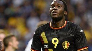 Lukaku will lead Belgium's frontline