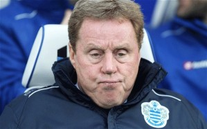 Redknapp is an experienced Premier League boss